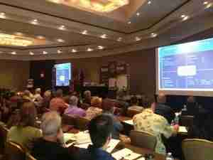 It was a packed room at FTU this weekend!