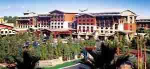 Disney's Grand Californian Hotel & Spa.