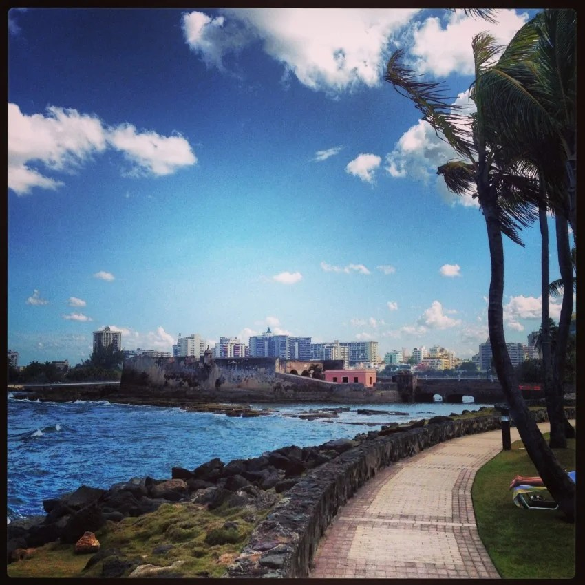 "Hotel Review: Condado Lagoon ""Villas"" at Caribe Hilton San ..."