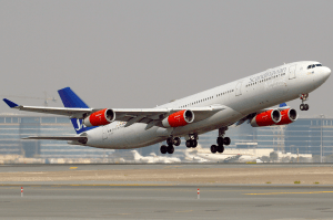 Scandinavian Airlines has one of the largest presence at Stockholm airport.