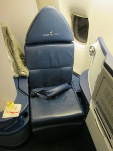 This was my first trip as a full time blogger. Delta LAX-Tokyo Haneda in aboard the 777LR.