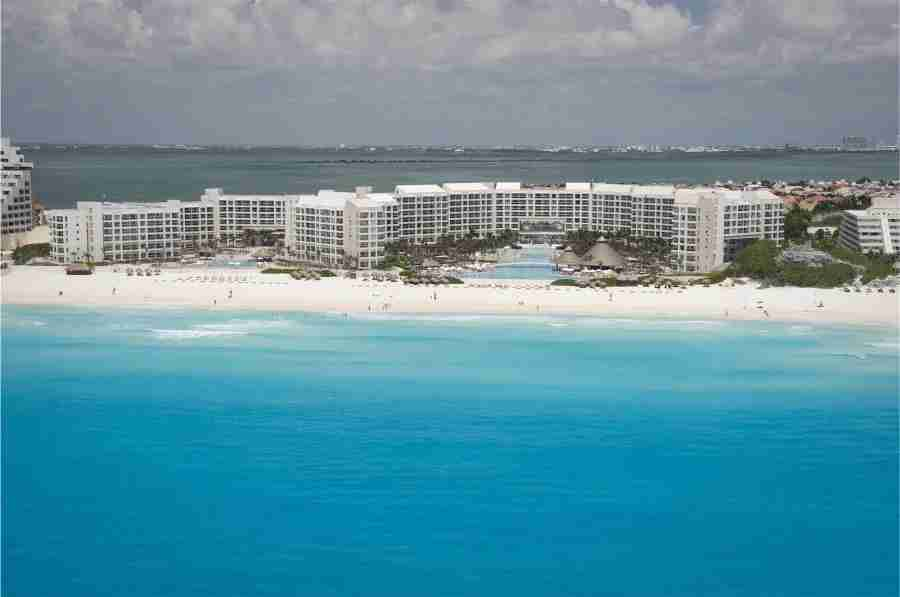 The Westin Lagunamar Resort in Cancun