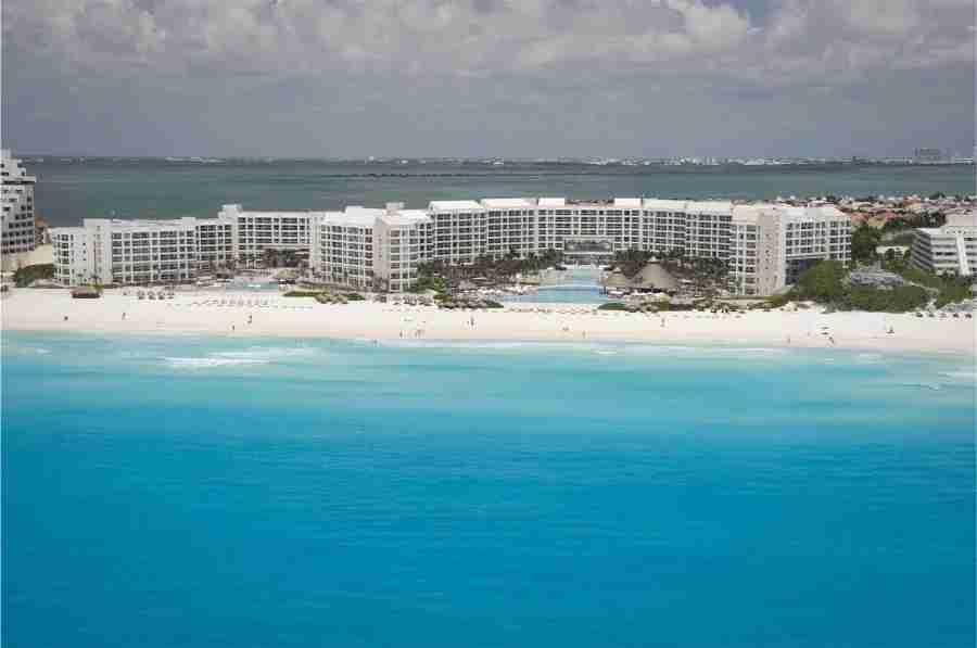 The Westin Lagunamar Resort in Cancun