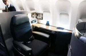 American 777 First Class