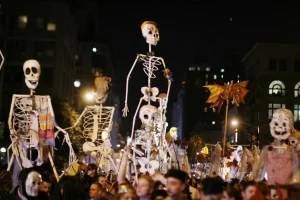 The West Village Halloween Parade In Nyc Is One Of The Biggest Halloween Celebrations In The