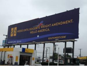 Southwest Billboard