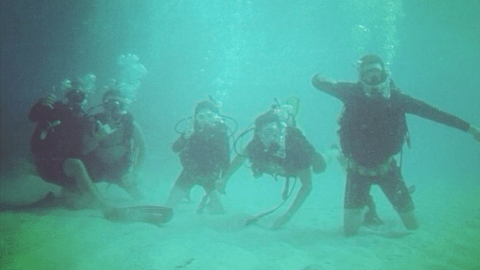 My Experience Becoming a Certified Scuba Diver: A Whole New World of ...