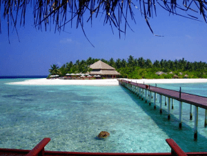 Getting to the Maldives on miles can be a challenge - but it