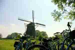 Try a bike tour through the Dutch Countryside at Mike