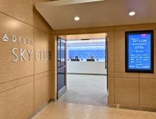 The Delta Sky Club, now even more expensive!