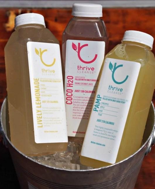 Thrive Juicery