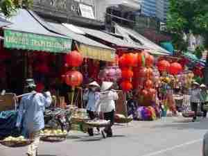Take a stroll through Hanoi