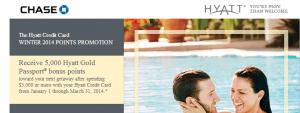 Earn Hyatt Gold Passport bonus points with this promotion.