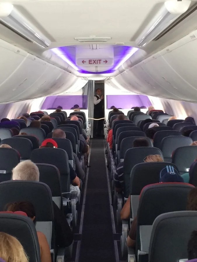 Flight Review: Virgin Australia Hamilton Island – Sydney in
