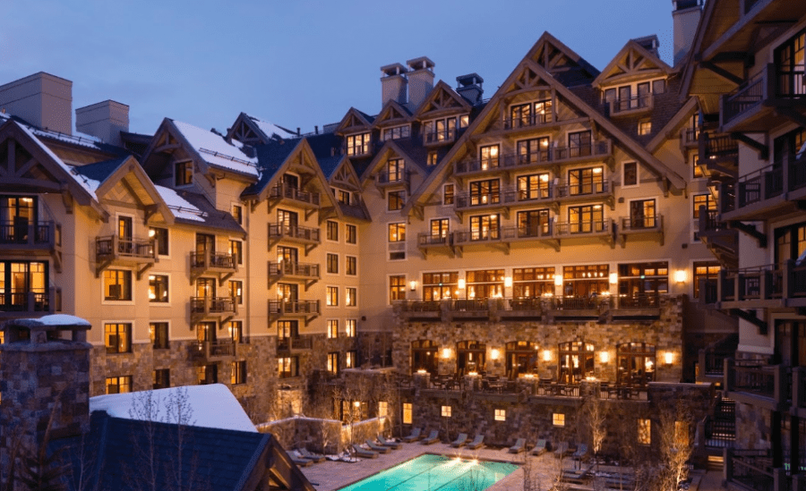 Residences at the Four Seasons Vail