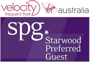 Starwood and Virgin Australia have a new partnership going.