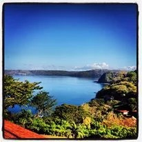 View from the Guest Rooms at the back end of the Hilton Papagayo property
