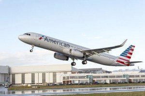 American Airlines' new A321T