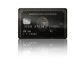 Is the amex centurion card worth the 2500 annual fee the points guy a centurion card with an imbedded smartchip colourmoves Images