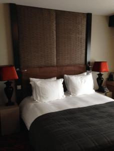 Deluxe Bedroom at The Dominican, Brussels, Belgium