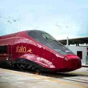 The Italo trains.