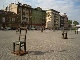 The Jewish quarter, Kazimierz.