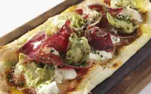 """Cocas"" a Spanish pizza dish that is Vi-Cool"