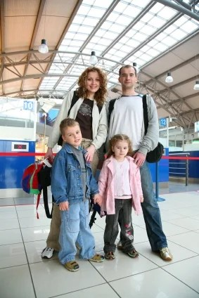 A New Parents Guide To Traveling With Children The