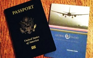 You will get a Global Entry card once you are approved