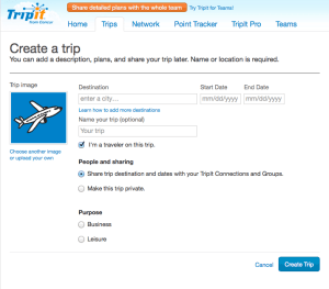 My Experience Using TripIt Pro to Organize My Travel