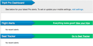 Create a seat alert so you will be notified when the seat you want opens up.