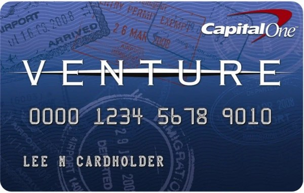 Capital One Venture Card.