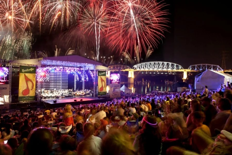 Fourth of July With A View: Best Hotels For Fireworks Shows
