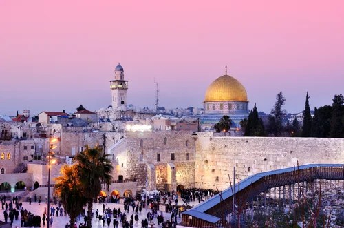 Whether your a tourist or visiting family, Israel is a popular destination for award flights.
