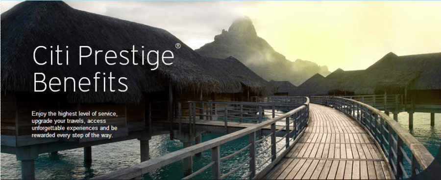 Citi Prestige 4th Night Free For AAA, AARP, Military Rates
