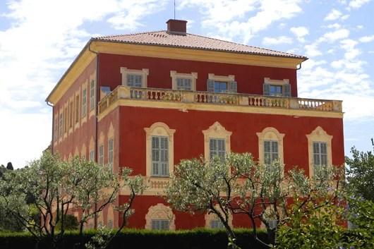 Musée Matisse in Cimiez