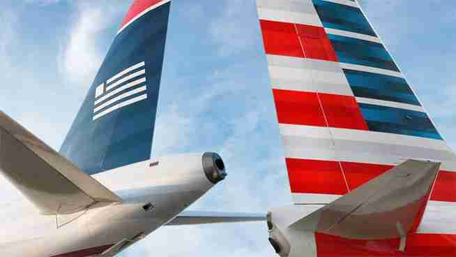Soon US Airways Dividend miles will become American AAdvantage miles. Photo courtesy of Shutterstock.