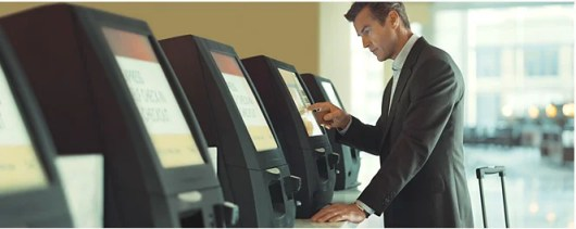 While no longer cutting-edge, automated check-in kiosks - like those used by Hyatt - are still uncommon