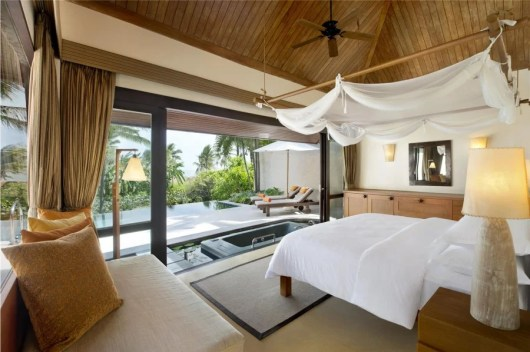 Pool Villa Suite at the Sheraton Hua Hin Pranburi Villas
