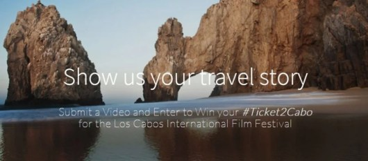 Win a trip to Los Cabos, Mexico