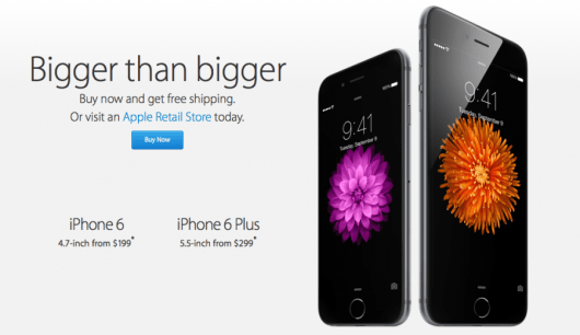 The new iPhones are here!