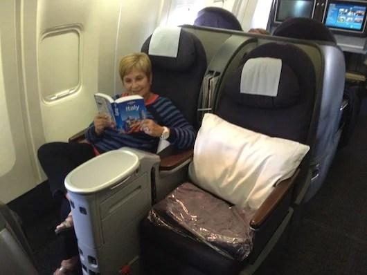 Flight Review United 767 300 Businessfirst Transatlantic