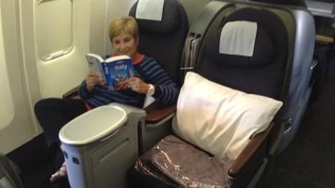 Flight Review: United 767-300 BusinessFirst Transatlantic – The ...