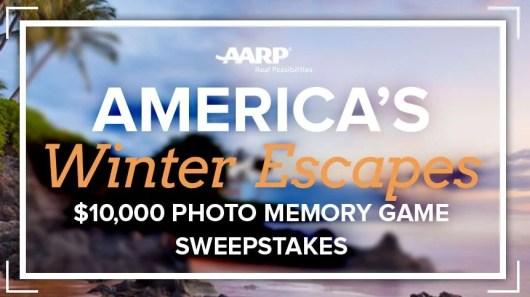 Win 10,000 towards your next getaway