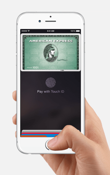 Apple Pay should be more secure than using a credit card.
