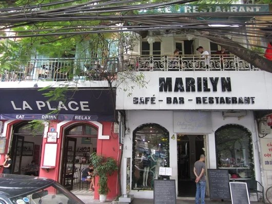 Try some traditional Vietnamese iced coffee at Marilyn's