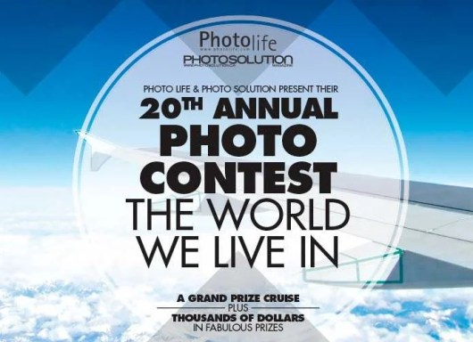 Submit your photos and win a cruise through Canada