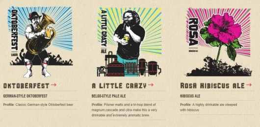 Revolution Brewery Beers