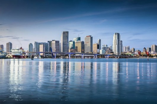 Head to Miami for only $59 this winter. (Shutterstock)