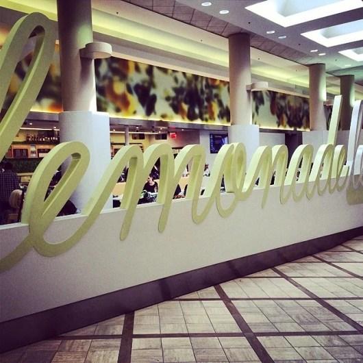 Lemonade at LAX